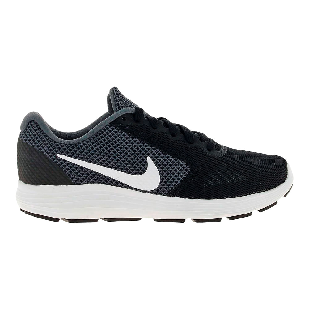 Footloose Zapatillas 3 Negroblanco Revolution 001 Nike 819303 kiTOXPZu