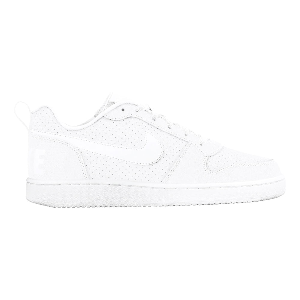 f0a879796ca Zapatillas Nike COURT BOROUGH 844905-110 Blanco - passarelape
