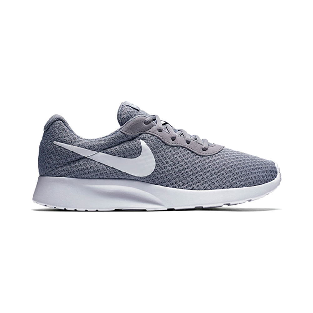 e52bbfda2699a Zapatillas Nike TANJUN 812654-010 Gris Blanco - passarelape