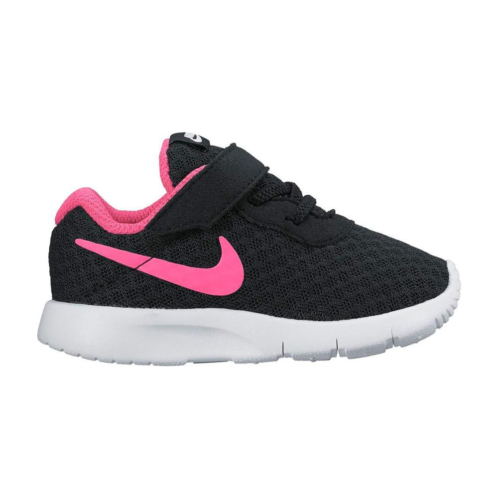 Zapatillas Nike TANJUN 818386 061 NegroRosado footloose