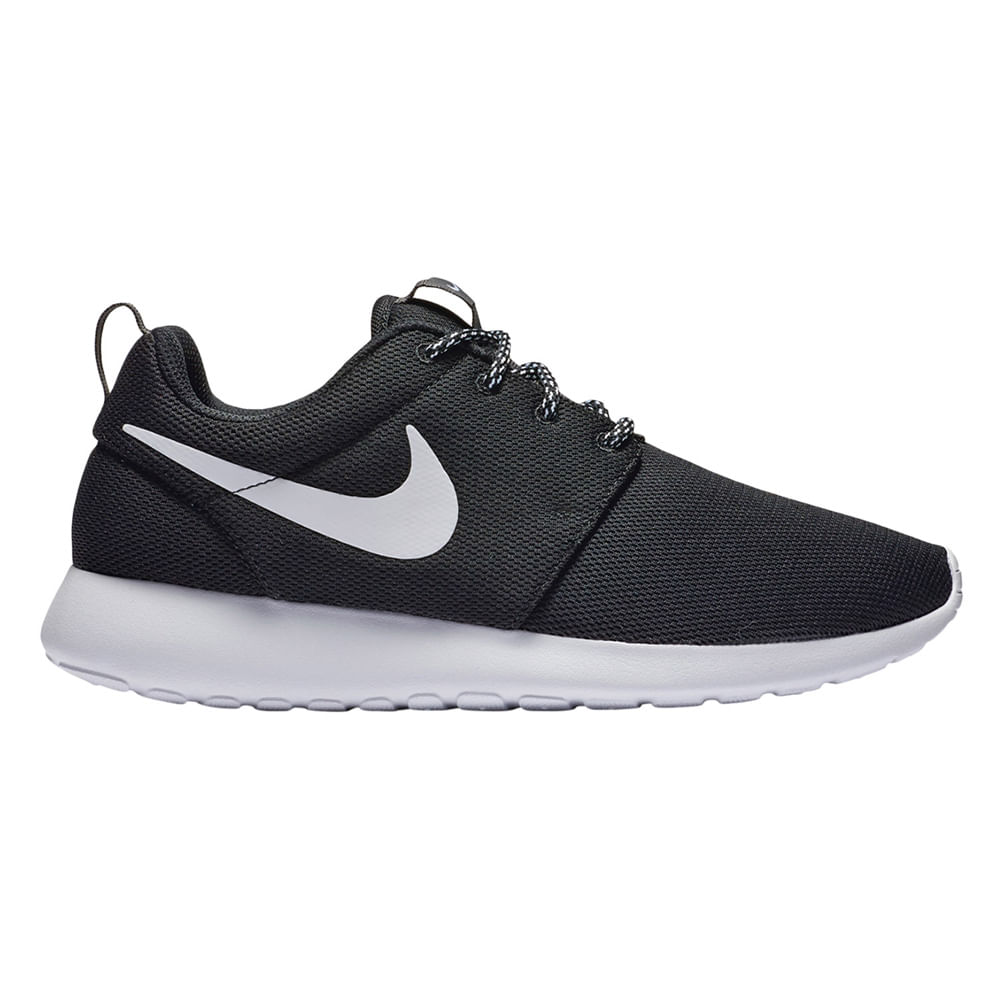 Zapatillas Nike ROSHE ONE 844994 002 NegroBlanco footloose