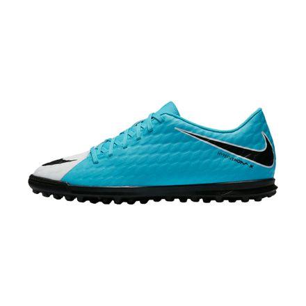 852545 Hypervenomx Celesteblanco Nike 104 Passarelape Zapatillas vwOnm0N8