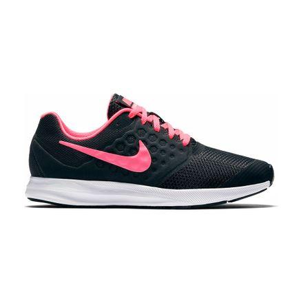 Zapatillas Nike DOWNSHIFTER 869972 002 NegroRosado footloose