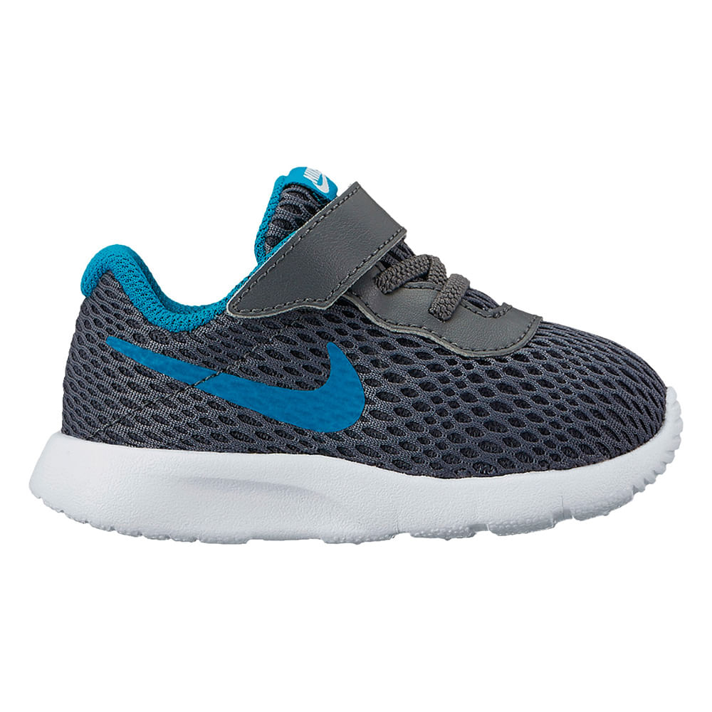 Zapatillas Nike TANJUN BTV 818383-008 Gris Azul - footloose fc2351cee13d9