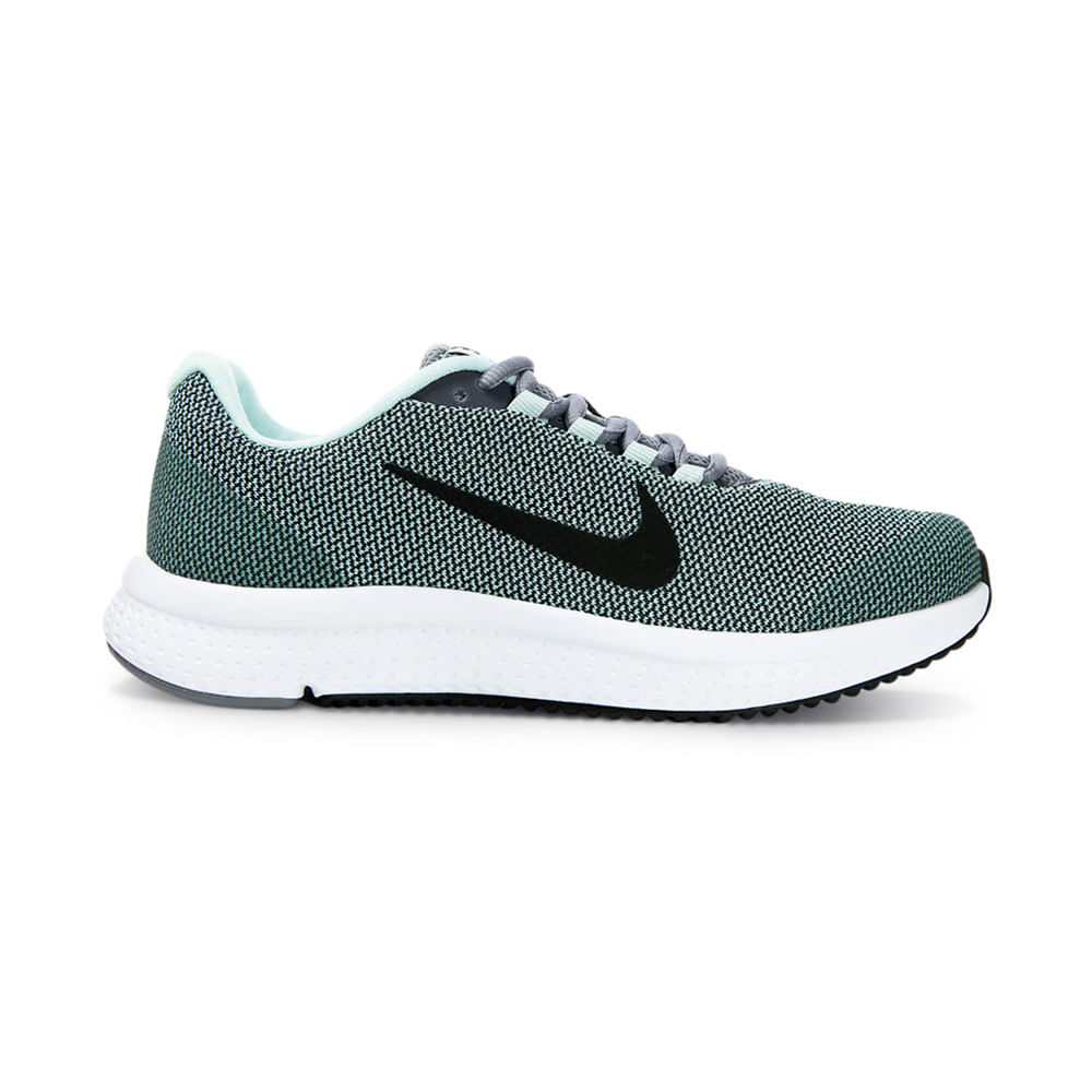 Zapatillas Nike RUNALLDAY 898484-009 Verde Negro - passarelape d7bbc10b31c
