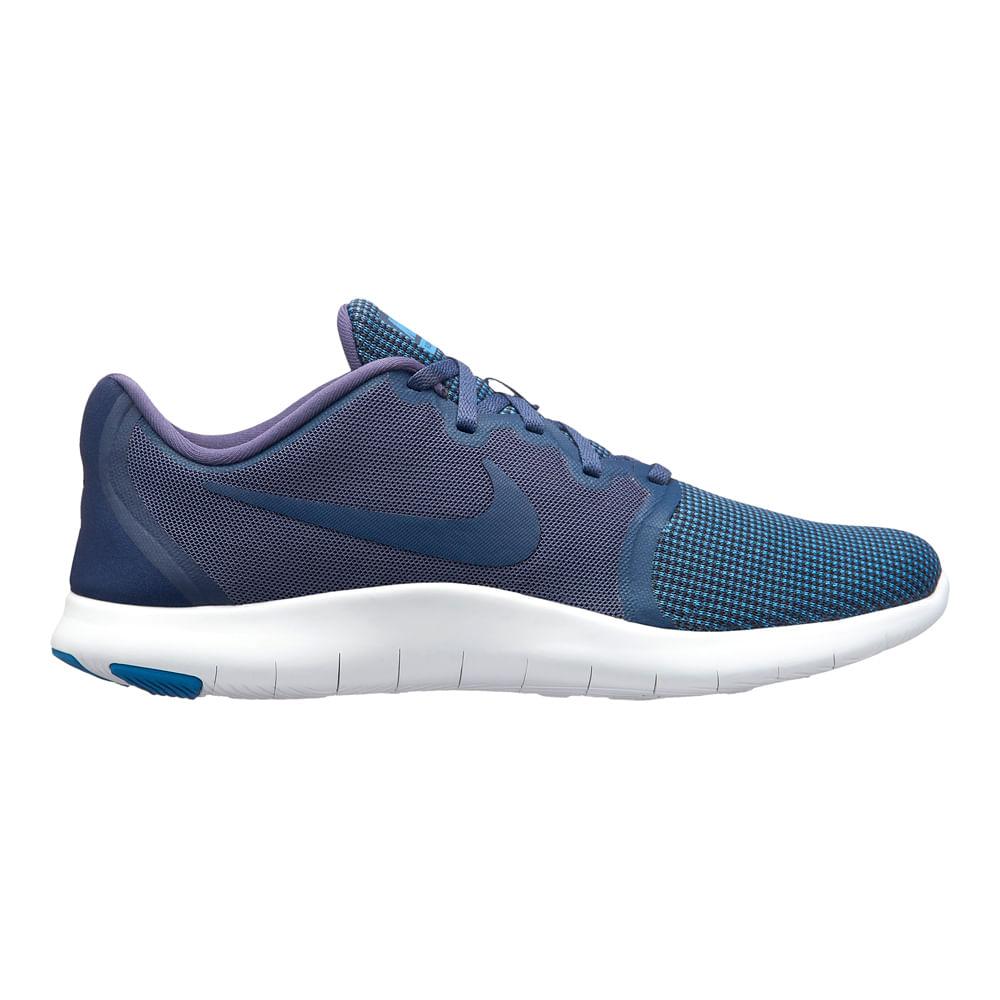 check out a68f5 4cc0d Zapatillas Nike FLEX CONTACT 2 AA7398-400 AzulBlanco