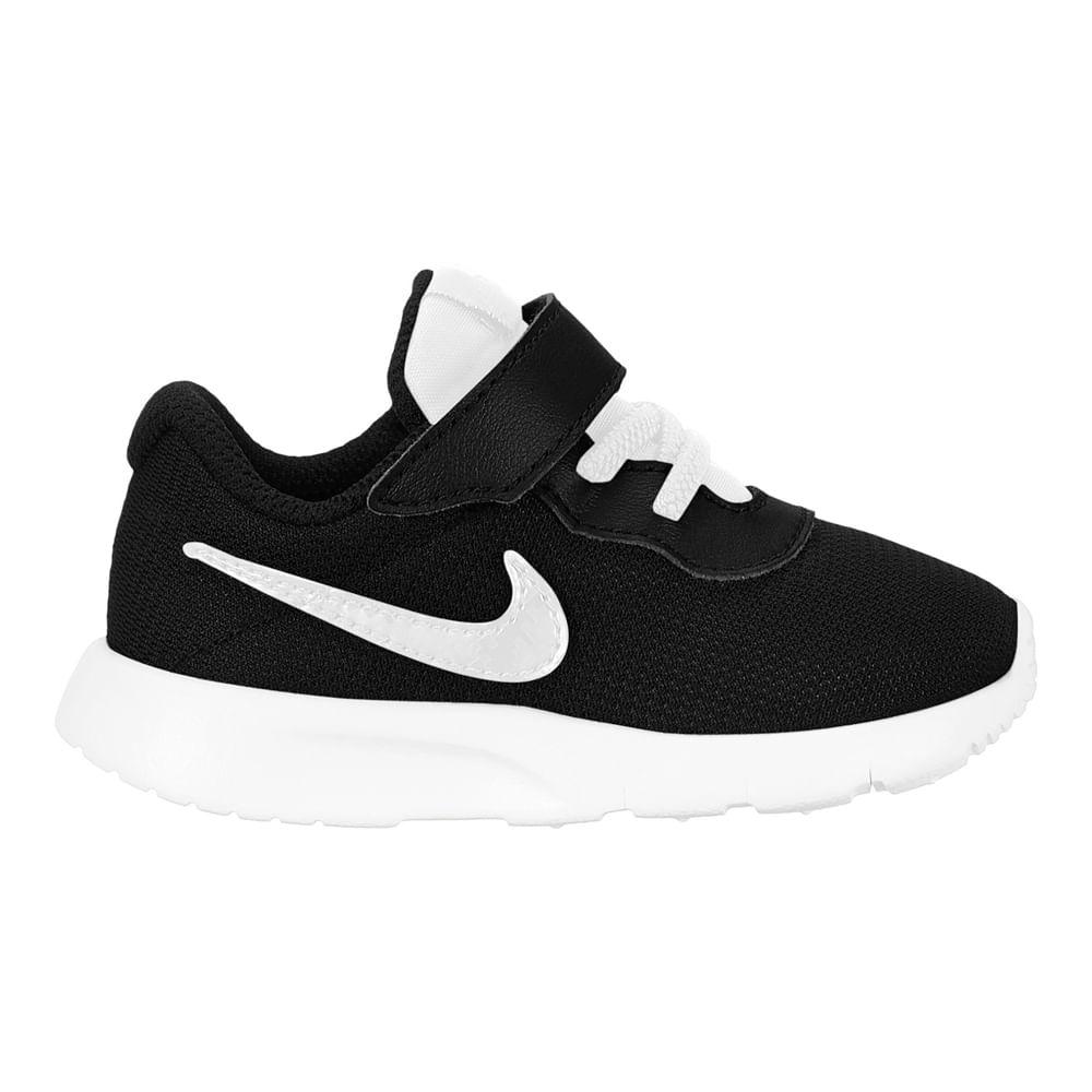 release date 51781 61151 Zapatillas Nike TANJUN 818383-017 Negro Blanco