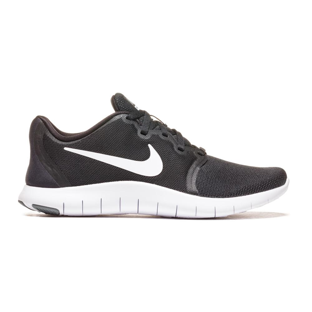36420d008 Zapatillas Nike FLEX CONTACT 2 AA7409-001 Negro/Blanco - passarelape