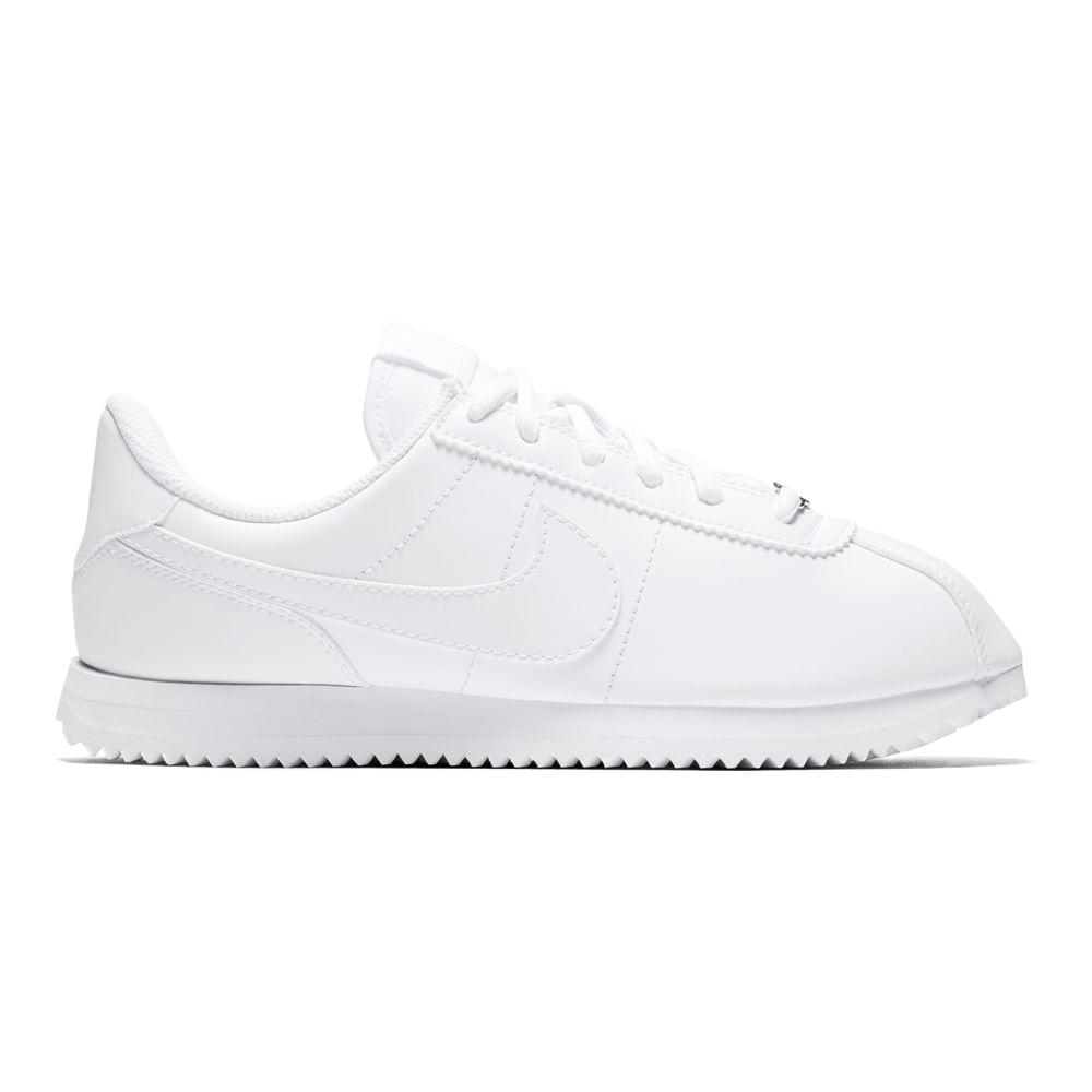 Zapatillas Nike Cortez Basic | Blanco