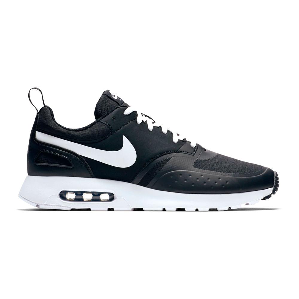fb20b5685bc24 Zapatillas Nike AIR MAX VISION 918230-007 Negro Blanco - passarelape