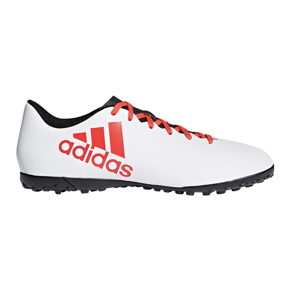 7ed084d4bdd Zapatillas Adidas X TANGO 17.4 CP9147 Blanco - passarelape