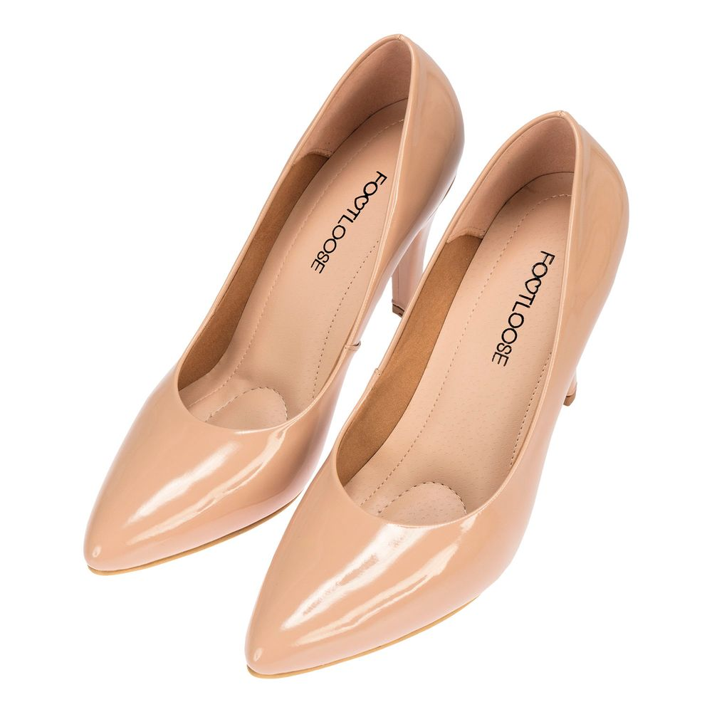 Zapatos Footloose FS-05V18 Nude - cierrapuertas