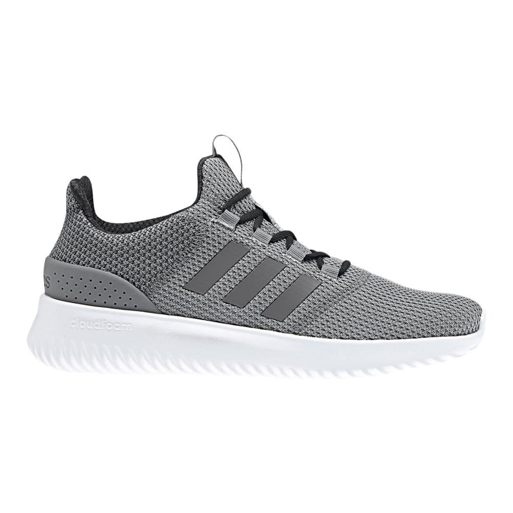 Zapatillas Adidas CLOUDFOAM DB0875 Plomo passarelape