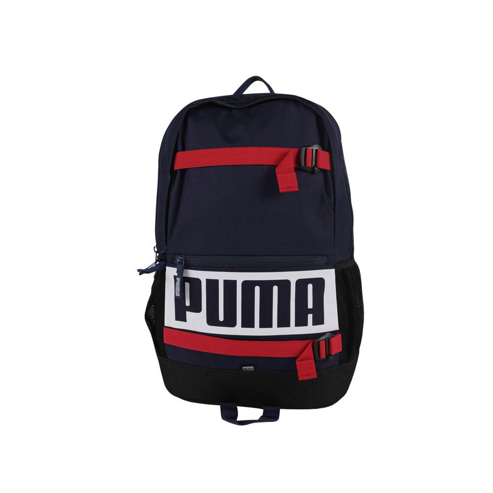 e964322b7 Mochilas Puma DECK BACKPACK 074706 10 Azul - passarelape