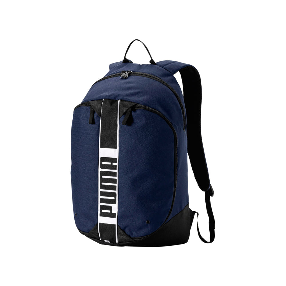 f014352be Mochilas Puma DECK BACKPACK 075102 05 Azul - passarelape