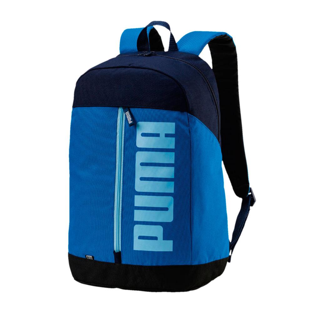 172145aa3 Mochilas Puma PIONEER II 075103 06 Azul - passarelape