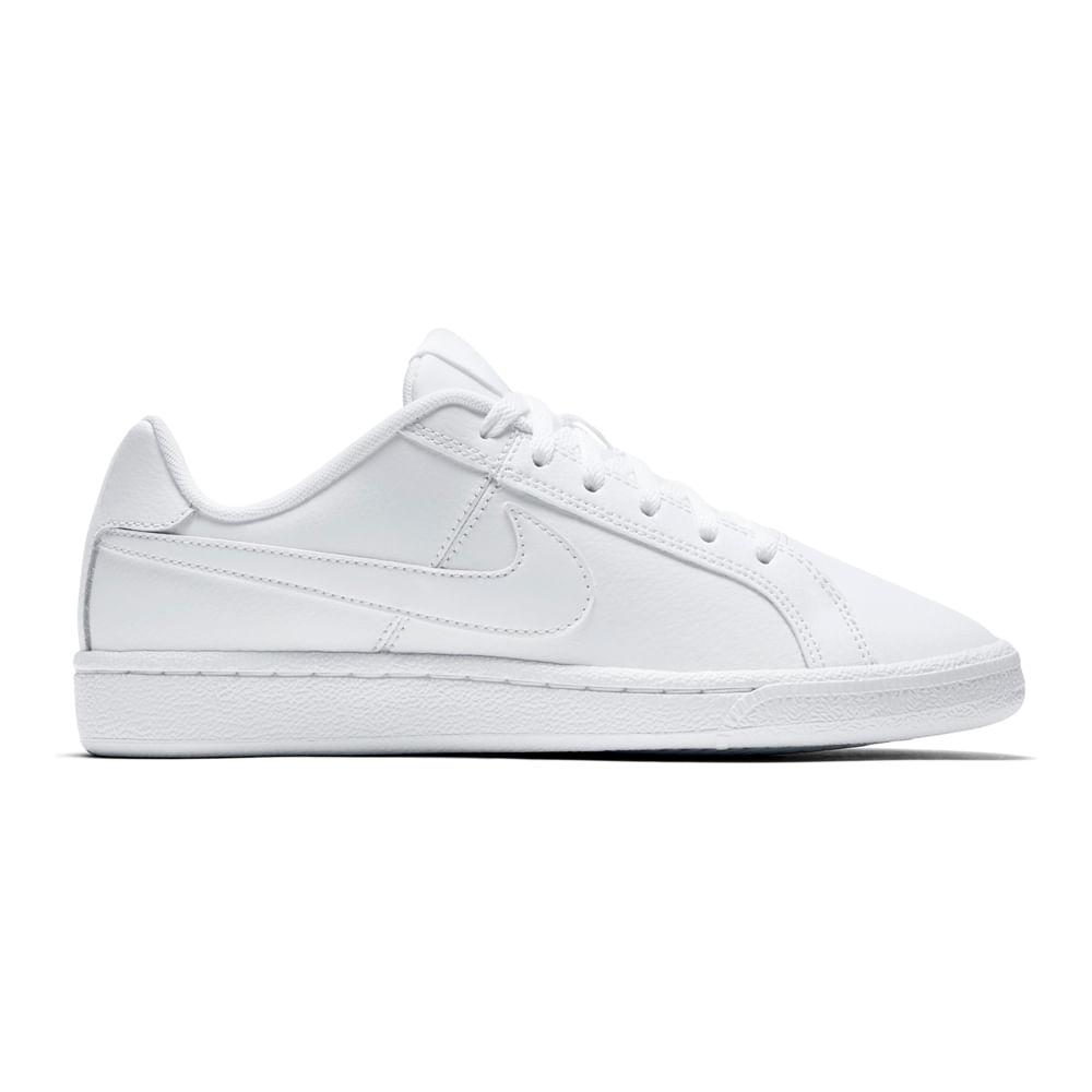 Ofertas especiales Zapatillas Nike Court Royale Hombre Blanco