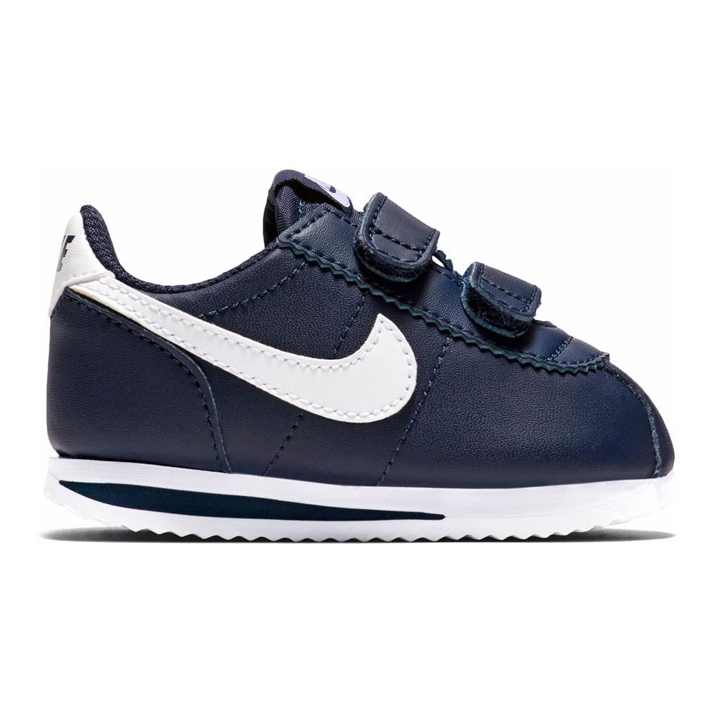 zapatillas nike niño azul