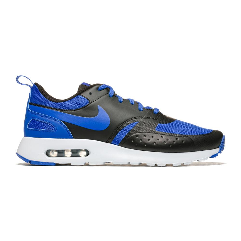 d70be8dbe92db Zapatillas Nike AIR MAX VISION 918230-012 Negro Azul - passarelape