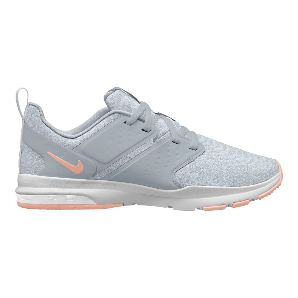 f3b5946a9600f Zapatillas Nike AIR BELLA TR 924338-016 Gris Rosado - passarelape