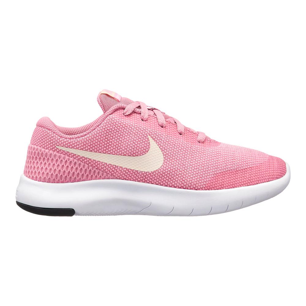116f3c7ce1e Zapatillas Nike FLEX EXPERIENCE RN 7 943287-601 Rosado Blanco ...