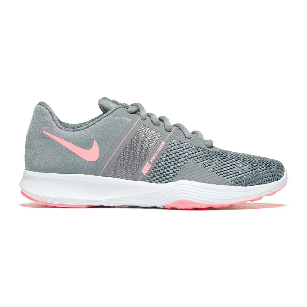 best website 4cb5d 4f52a Zapatillas Nike CITY TRAINER 2 AA7775-006 Gris Rosado
