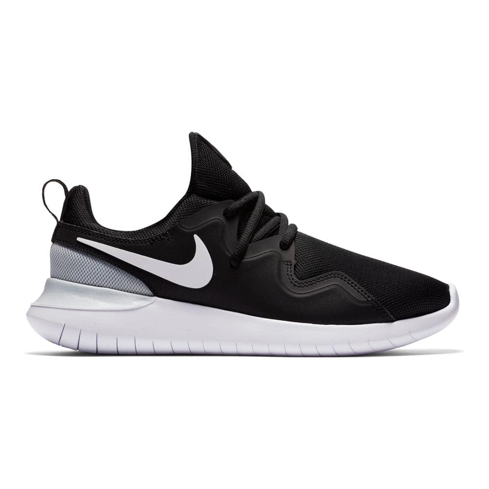 d013fbdc Zapatillas Nike TESSEN AA2172-001 Negro/Blanco - passarelape