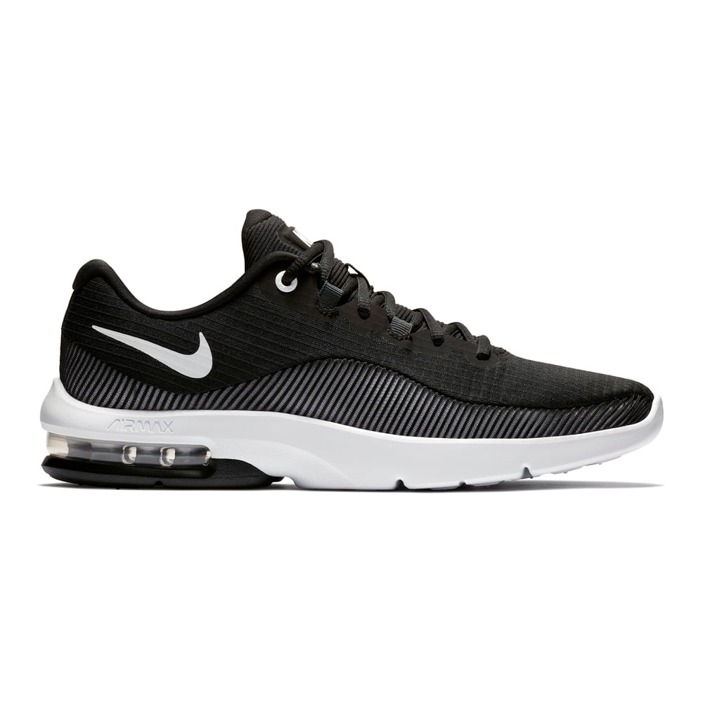 4ee115fa8ec78 Zapatillas Nike AIR MAX ADVANTAGE 2 AA7396-001 Negro Blanco ...