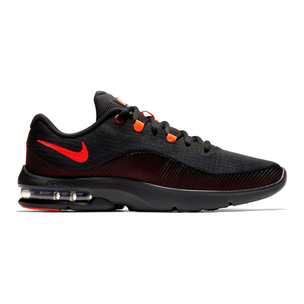 Zapatillas Nike AIR MAX ADVANTAGE 2 AA7396 004 NegroRojo