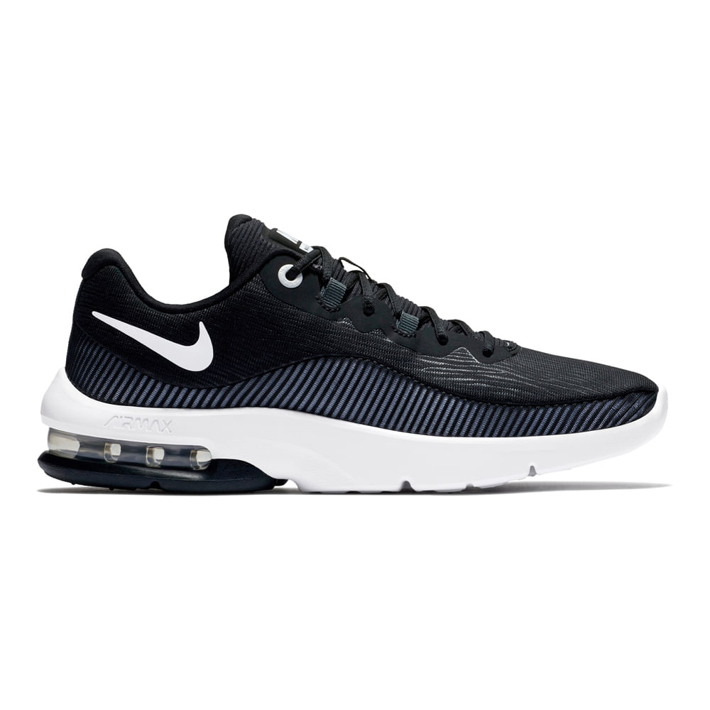 3887b83c28cec Zapatillas Nike AIR MAX ADVANTAGE 2 AA7407-001 Negro Blanco ...