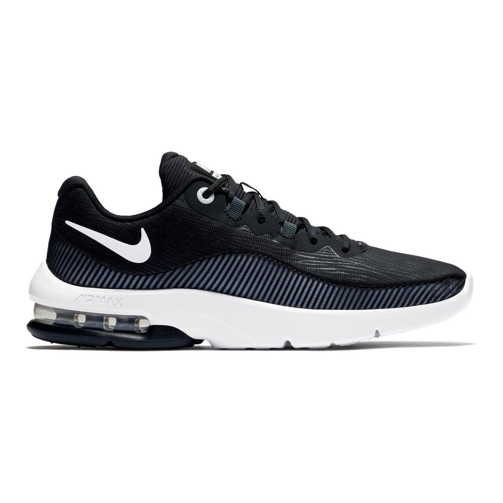 Zapatilla Negra Nike Nike Air Max Advantage