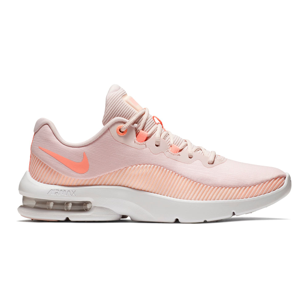 01d614ac5c14e Zapatillas Nike AIR MAX ADVANTAGE 2 AA7407-600 Rosado Blanco ...