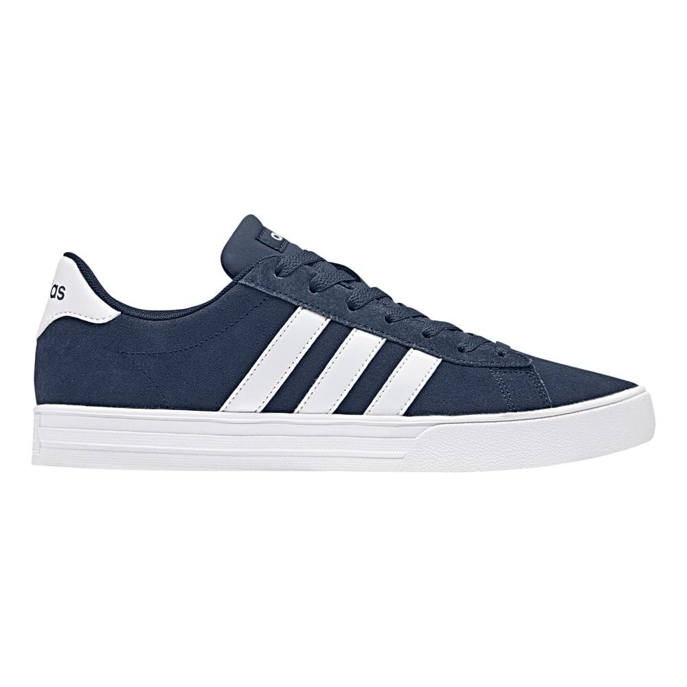24df17fb5b7 Zapatillas Adidas DAILY 2.0 DB0271 Azul - passarelape
