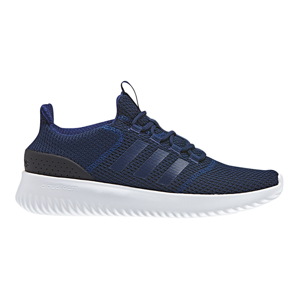 5335bc33fbe92 Zapatillas Adidas CLOUDFOAM ULTIMATE B43842 Azul - passarelape