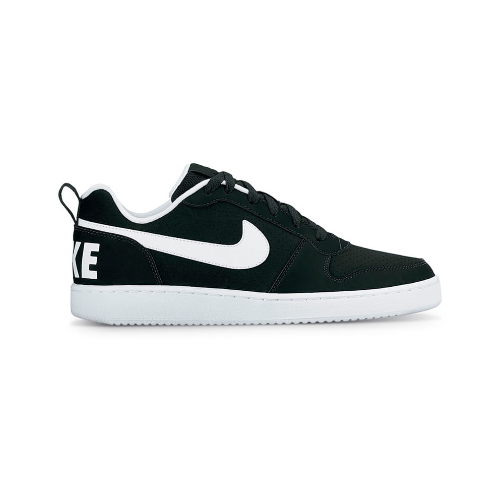 7765a5c9fe8 Zapatillas Nike COURT BOROUGH 838937-010 Negro/Blanco - passarelape