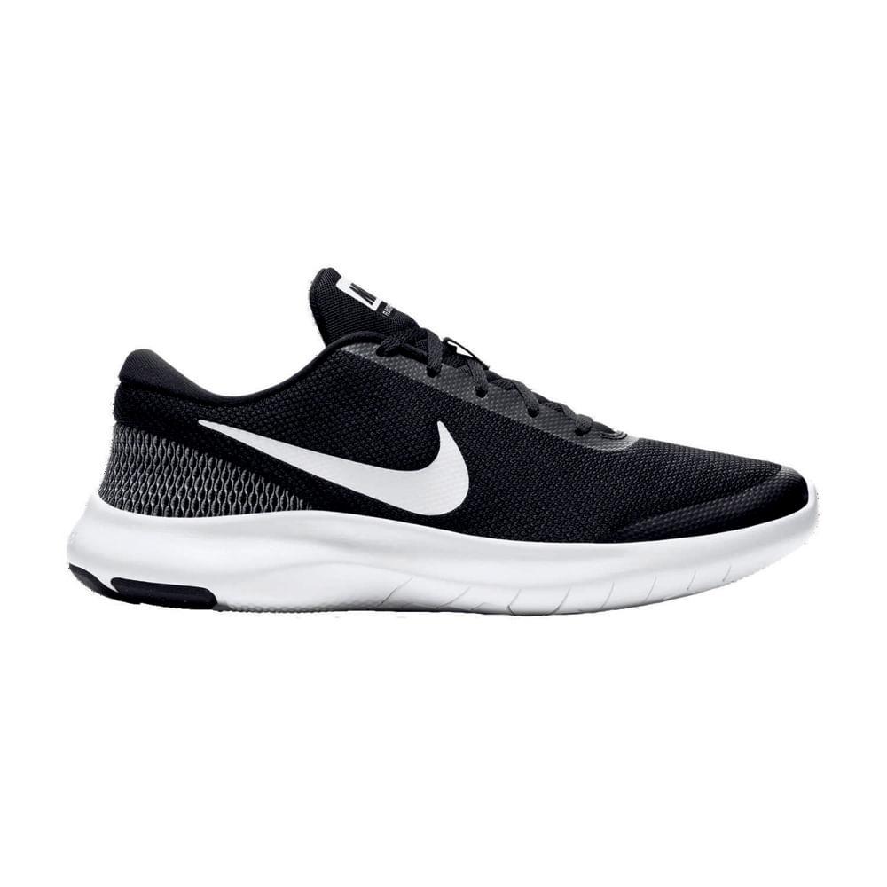 4e5aeeb7f8fd2 Zapatillas Nike FLEX EXPERIENCE RN 7 908985-001 Negro Blanco ...