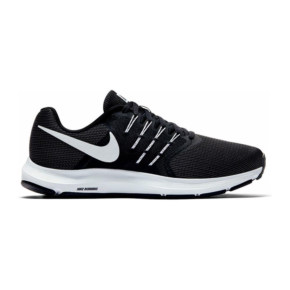 d6366d8a551 Zapatillas Nike RUN SWIFT 908989-001 Negro Blanco - passarelape