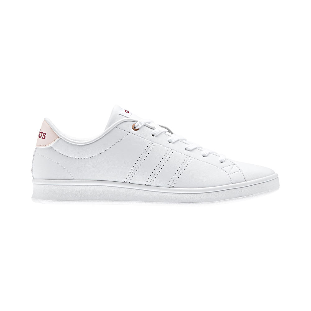 8416a4254e4 Zapatillas Adidas ADVANTAGE BB9611 Blanco - passarelape