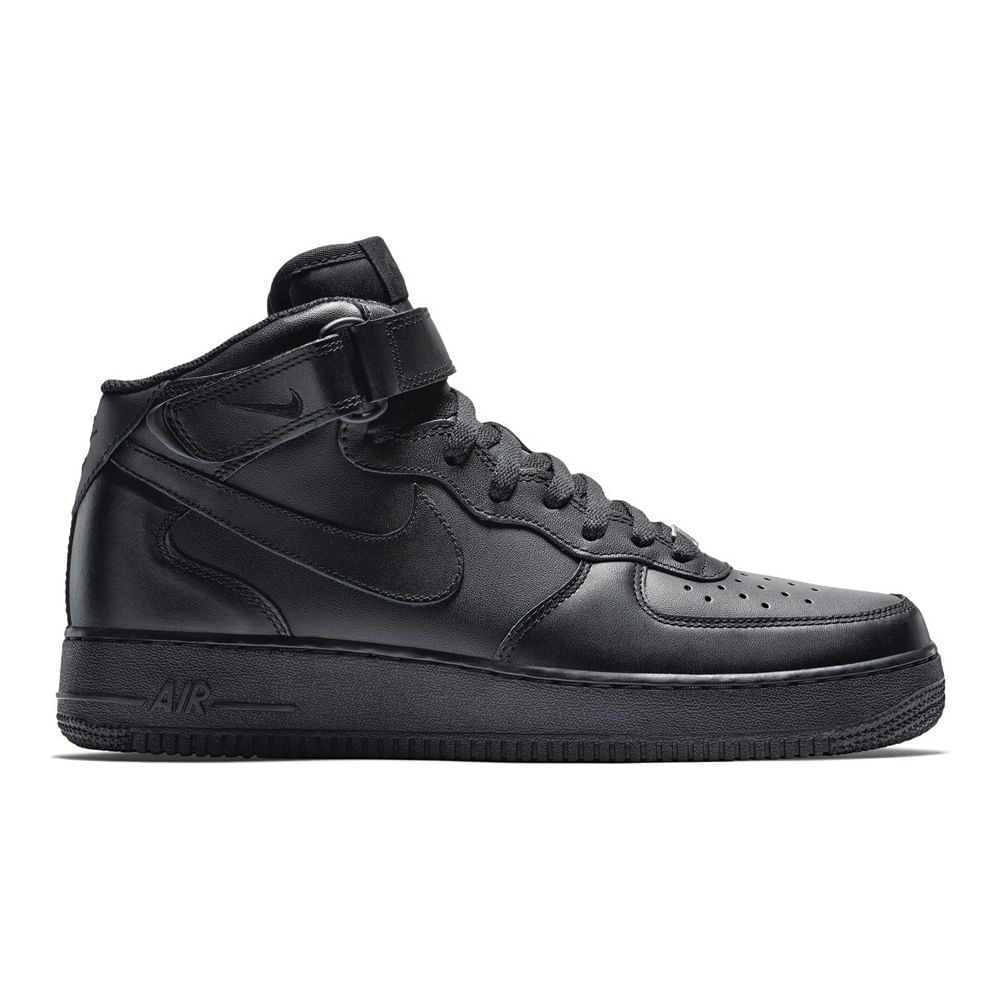 best loved 6a114 0320e Zapatillas Nike AIR FORCE 1 315123-001 Negro