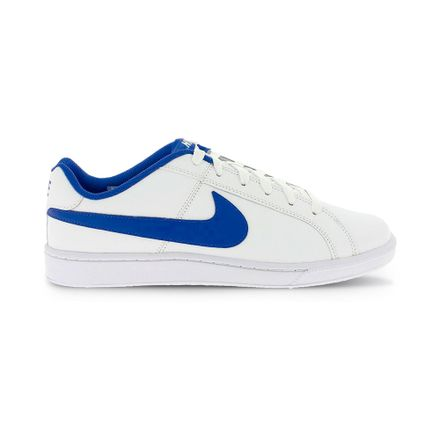 d45e5aa84cc Zapatillas Nike COURT ROYALE 749747-141 Blanco Azul - footloose