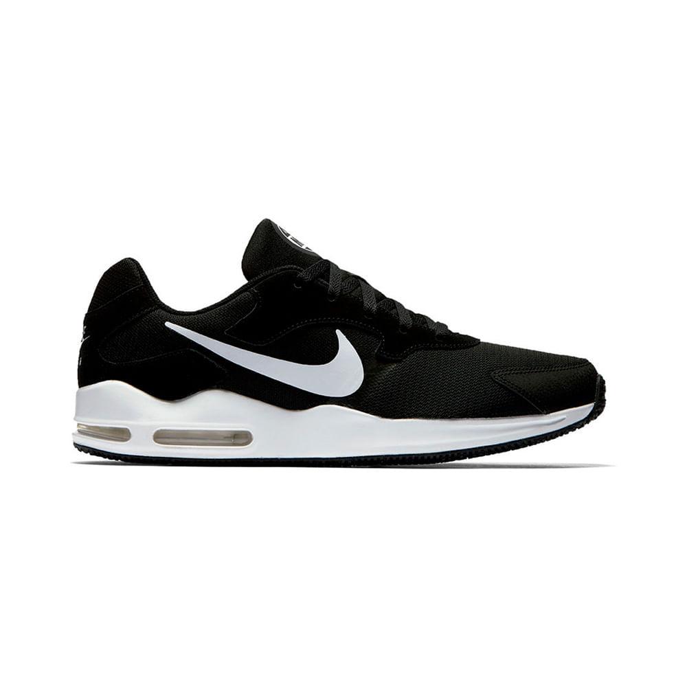 52ed312706f Zapatillas Nike AIR MAX GUILE 916768-004 Negro Blanco - passarelape