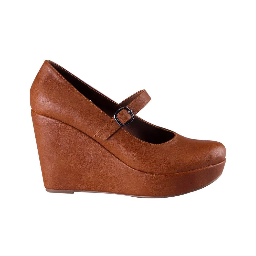 bd8068e9 Zapatos Footloose FA-07I16 Caramelo - cierrapuertas