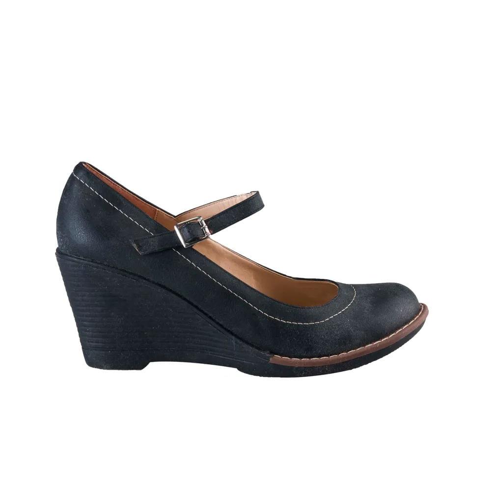a7a1a6ff Zapatos Footloose FW-07-15 Negro - cierrapuertas
