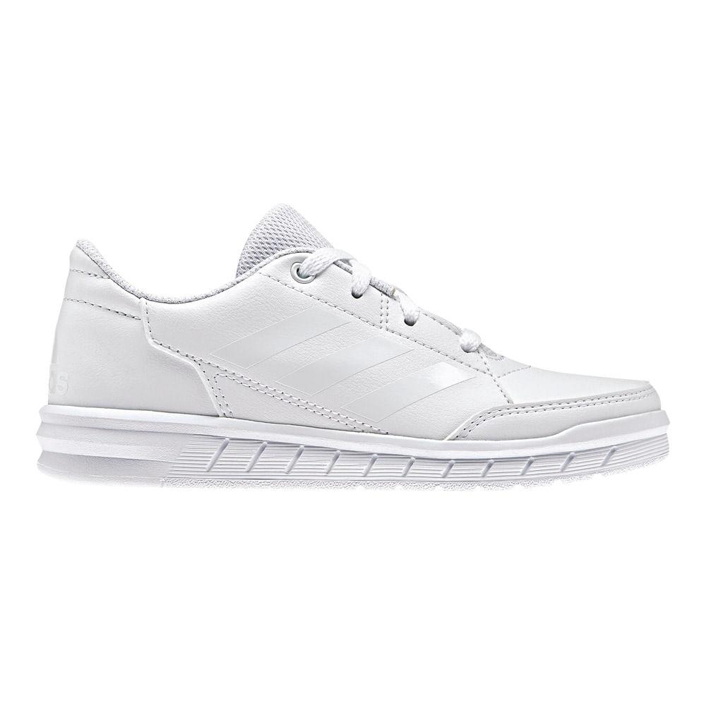 Zapatillas Adidas ALTASPORT K D96874 Blanco - footloose
