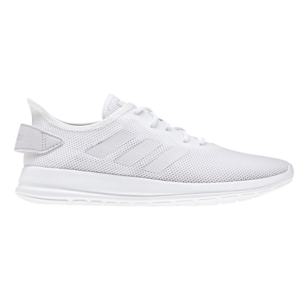 6199cf030f3 Zapatillas Adidas YATRA F36516 Blanco - passarelape