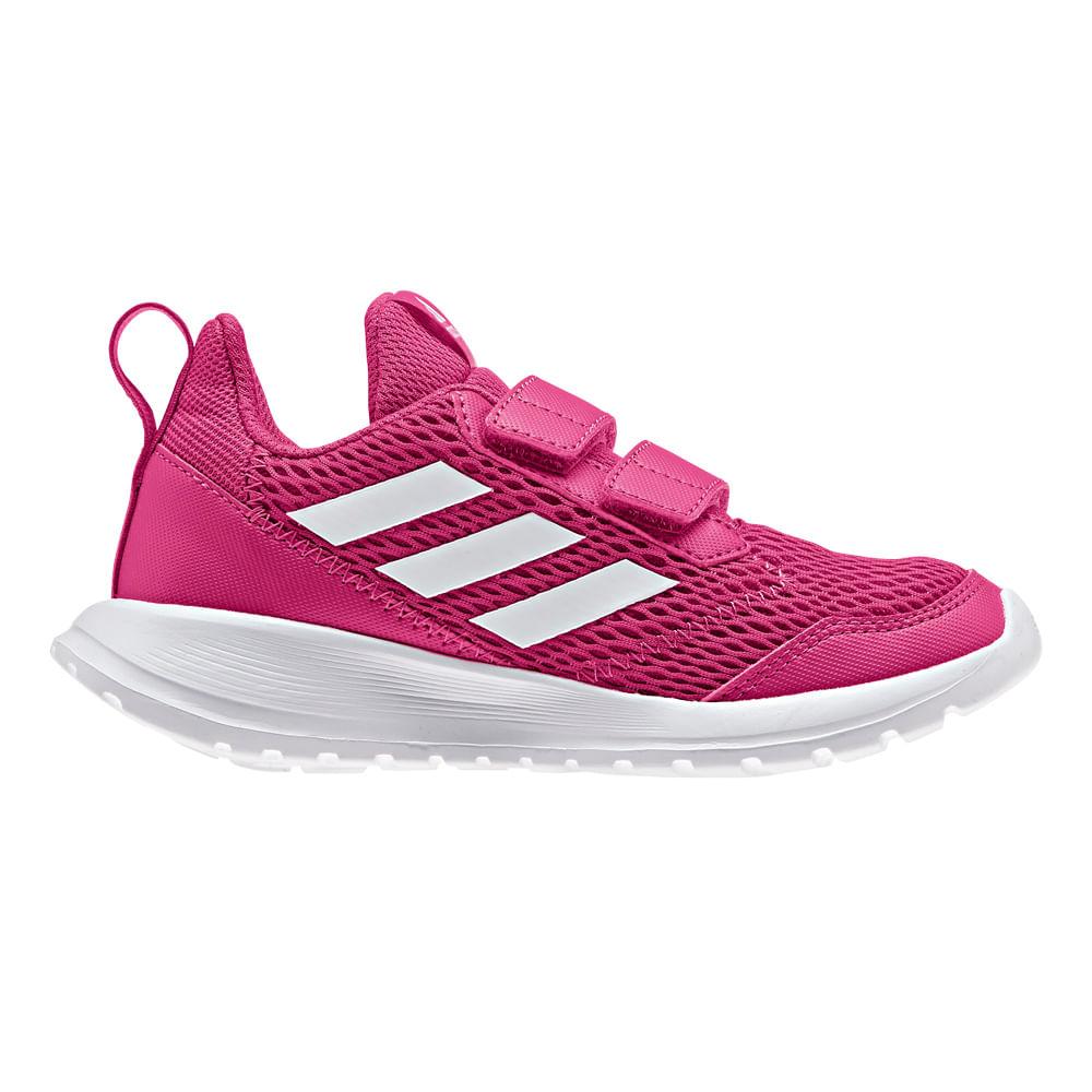 e8b2bc094f6 Zapatillas Adidas ALTARUM CF K CG6895 Fucsia - footloose