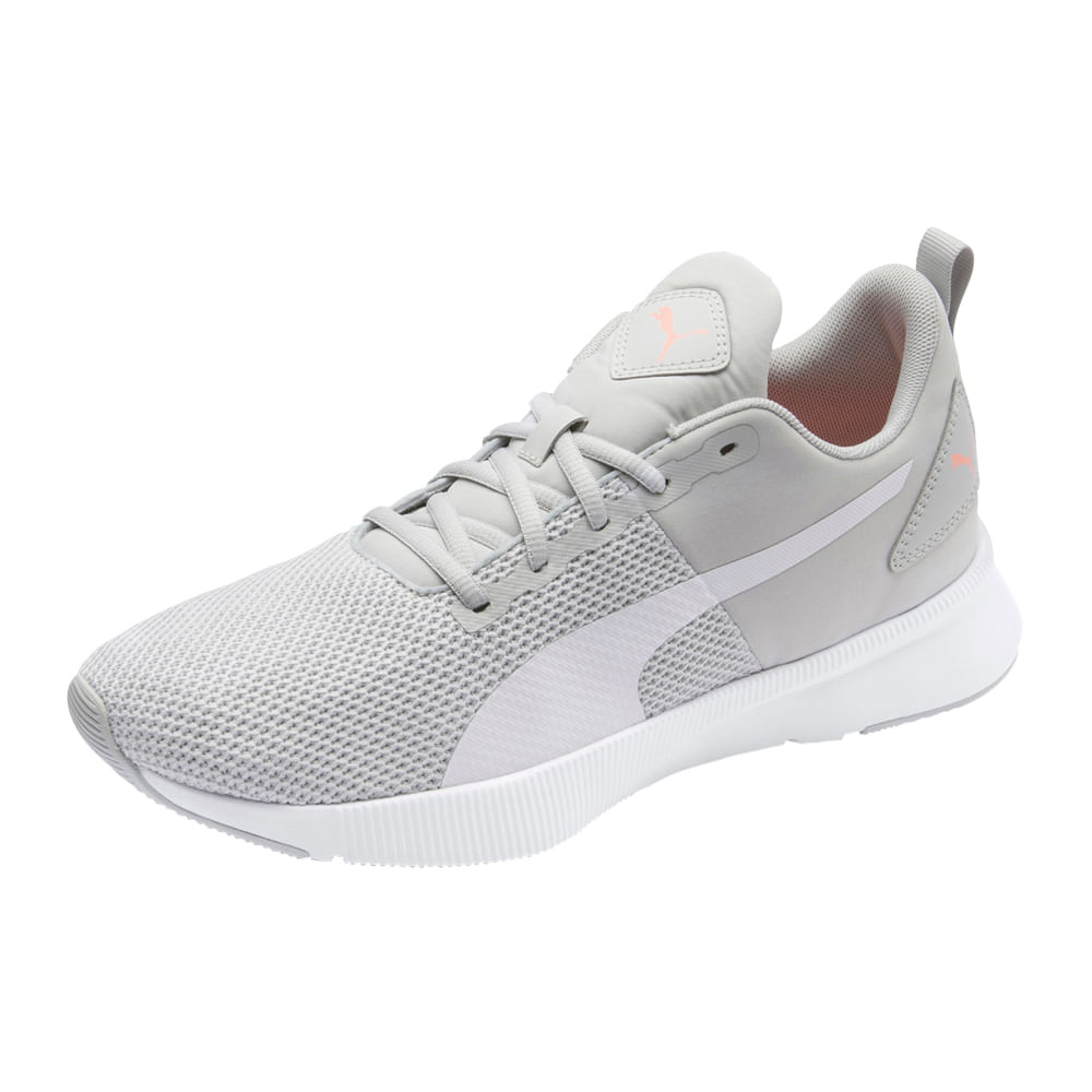 puma sneakers mujer gris