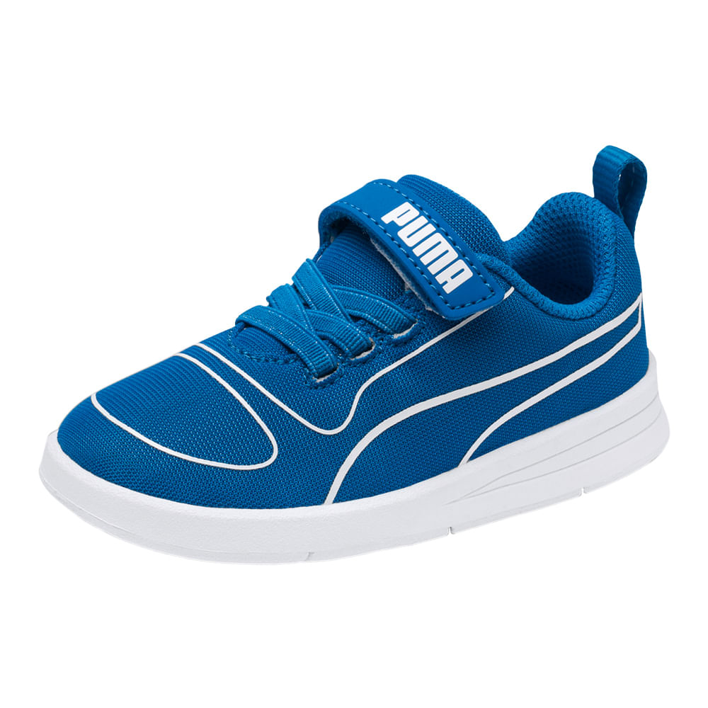 100% de alta calidad precio favorable disfrute del envío de cortesía Zapatillas Puma KALI V INF 367768 06 Azul - footloose