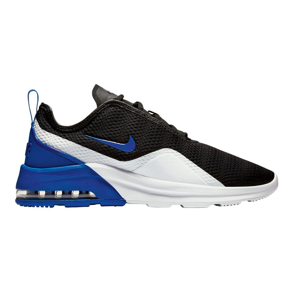 41eb96d50c22f Zapatillas Nike NIKE AIR MAX MOTION 2 AO0266-001 Negro Blanco ...