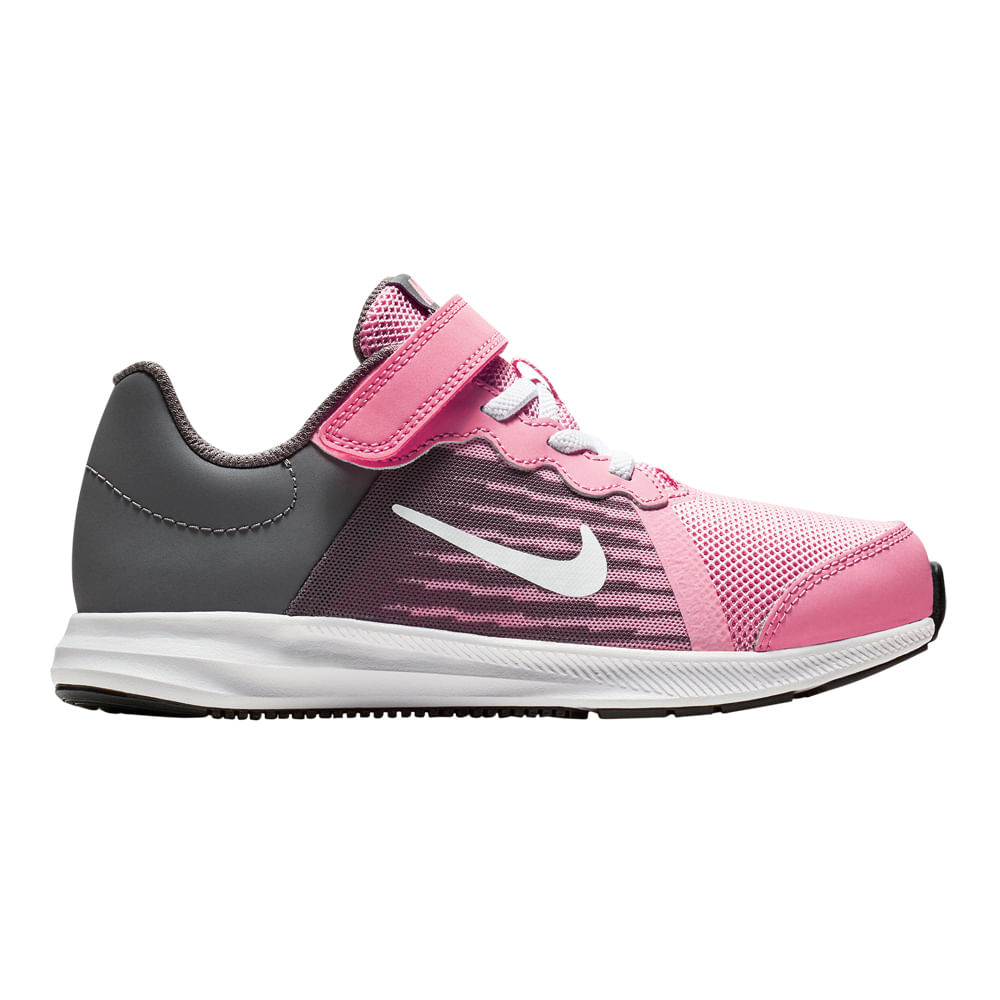 56a8e808be Zapatillas Nike NIKE DOWNSHIFTER 8 GPV 922857-602 Rosado/Gris ...